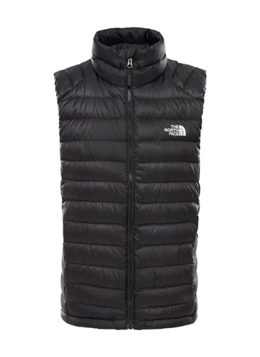 The North Face The North Face Trevail Vest Erkek Yelek T93Kubkx7 Siyah